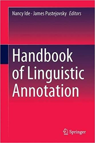 Handbook of linguistic annotation